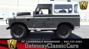 1983 Land Rover IIIA