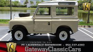 1970 Land Rover IIA