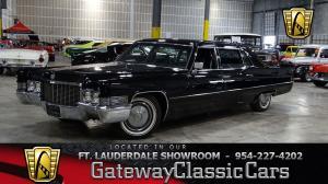 1970 Cadillac Fleetwood 75 Limo
