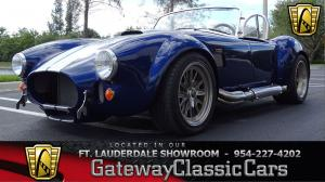 1965 Backdraft Ford Cobra Replica