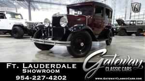1930 Chevrolet AD