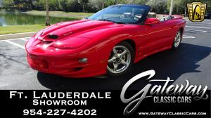 2000 Pontiac Firebird  WS6