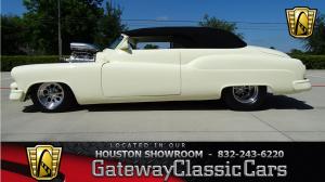 1950 Buick Riviera Convertible
