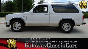 1988 Chevrolet Blazer LS1 + 6sp Man (T56)