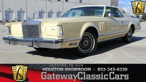 1978 Lincoln Mark