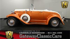 1931 Ford Roadster Tribute
