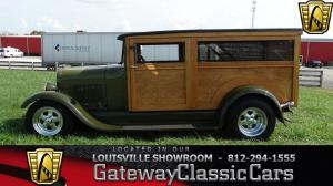 1929 Ford Woody Station Wagon