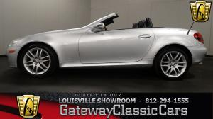 2009 Mercedes-Benz SLK300 Convertible