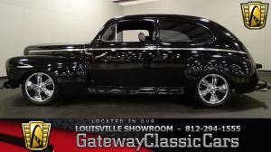 1948 Ford Deluxe Sedan