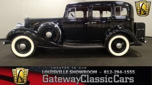 1933 Pontiac Sedan