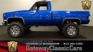 1986 Chevrolet K10 4x4