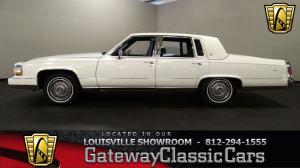 1990 Cadillac Brougham