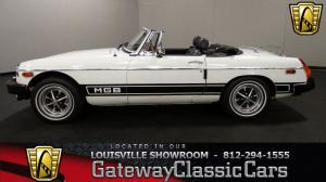 1977 MG MGB Convertible