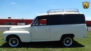 1957 Volvo PV 445