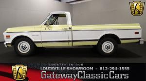 1972 Chevrolet C20 Camper Special