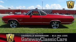 1972 Chevrolet El Camino 396