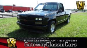 1990 Chevrolet C1500 454SS