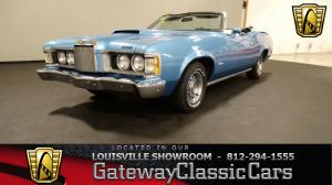 1973 Mercury Cougar Convertible