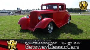 1933 Plymouth 3 Window
