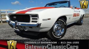 1969 Chevrolet Camaro Pace Car