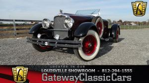 1928 Stutz Bearcat Tribute