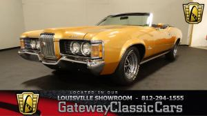 1972 Mercury Cougar XR