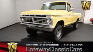1975 Ford F250 4x4