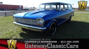 1963 Chevrolet Nova Station Wagon