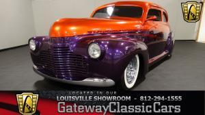 1941 Chevrolet Tudor