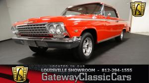 1962 Chevrolet Impala SS Tribute