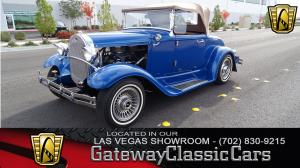 1929 Ford Cabriolet Tribute