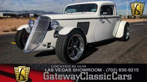 1933 Ford 3 Window Replica