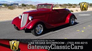1934 Ford Roadster Replica