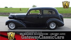 1937 Chevrolet Humpback