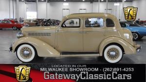 1935 Dodge Touring