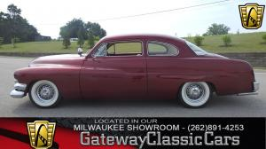 1951 Mercury Club Coupe