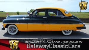 1950 Packard Deluxe 8
