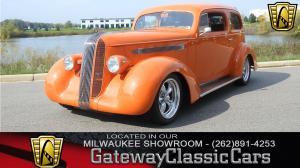 1937 Pontiac Sedan