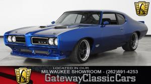 1969 Pontiac Lemans GTO Tribute