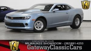 2010 Chevrolet Camaro COPO Tribute