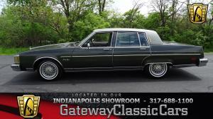 1983 Oldsmobile 98  Regency
