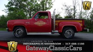 1979 Dodge D150 Little red truck