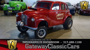 1948 Austin Sedan