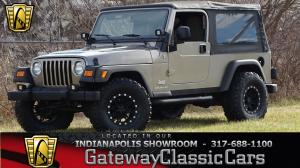 2006 Jeep Wrangler TJ Long WH
