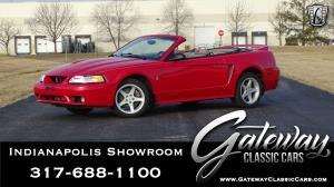 1999 Ford Mustang Cobra SVT