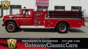 1966 Chevrolet C80 Fire Truck