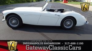 1957 Austin Healey 100