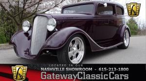 1934 Chevrolet Victoria
