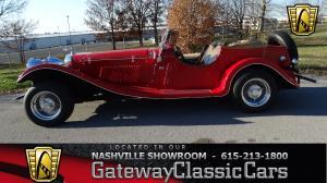 1937 Jaguar SS100 Tribute