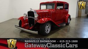 1932 Chevrolet Sedan